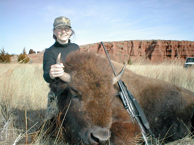Kansas Buffalo Hunting Rifle And Archery Buster S
