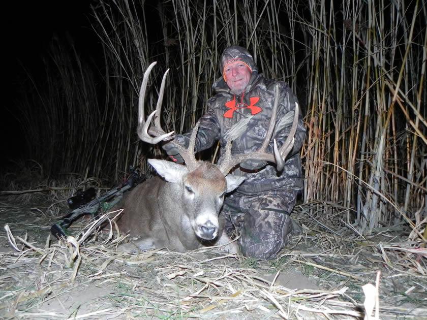 Kansas Deer Hunting 1